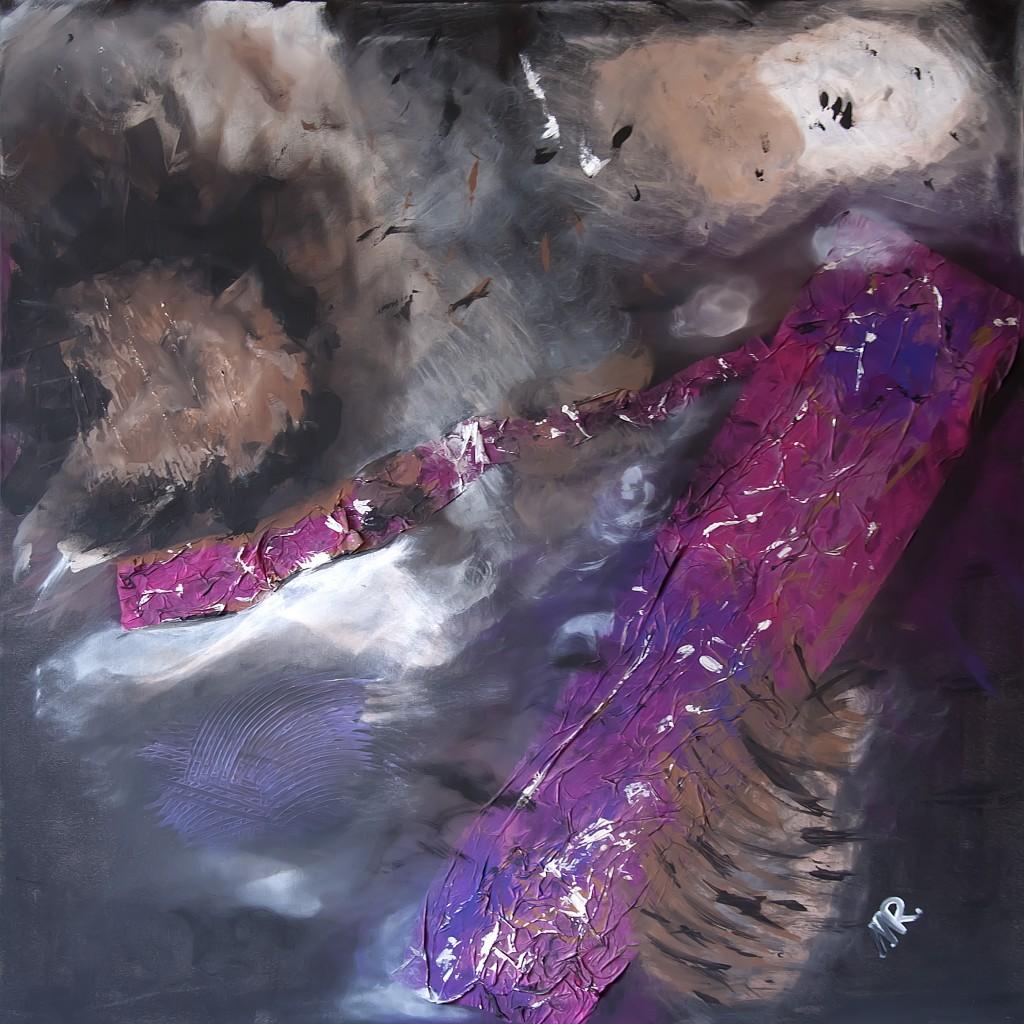 Intensivkurs Acrylmalerei mit J.Tront Christopei