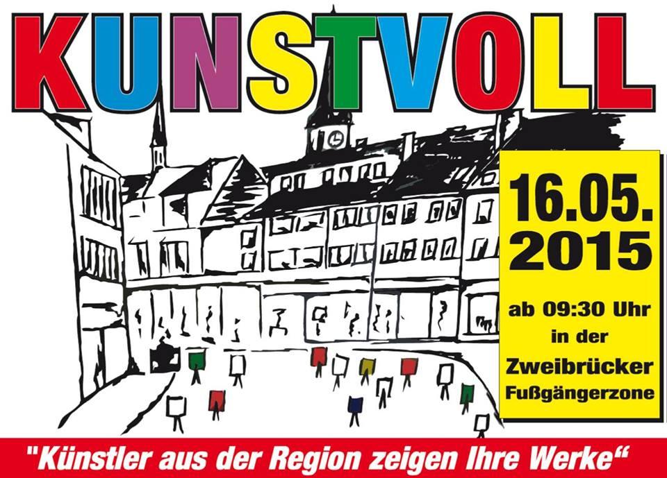 Kunstvoll, die Zweite am 16.05.2015