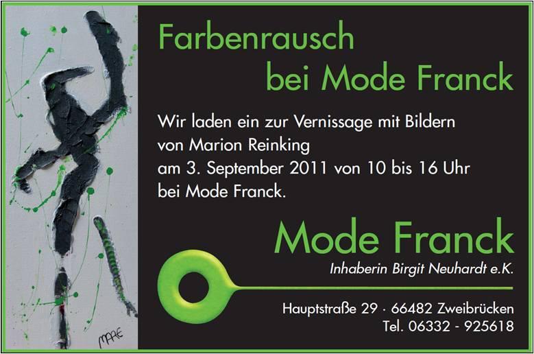 Farbenrausch am 03.09.2011